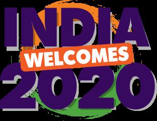 India 2020 Logo
