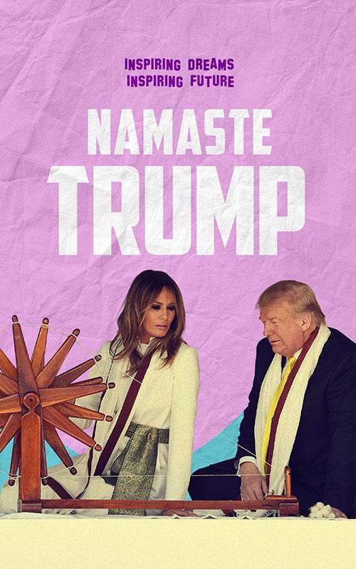 Namaste Trump