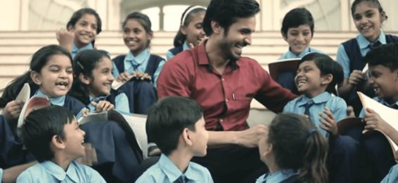 Main Bhi Chowkidar - Teacher